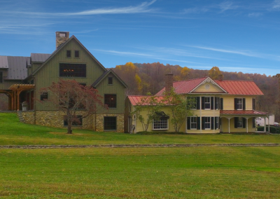 Sperryville Farm House